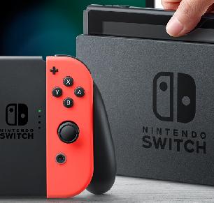 全新遊戲機的型態?3月3日發售,「Nintendo Switch™」