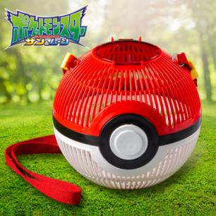 到公園去之前先化身為寶可夢訓練家吧!「寶可夢精靈球 昆蟲盒」上市販售中~